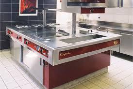 cuisine professionnelle cuisine en acier modulaire professionnelle elite capic