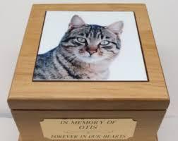 cat urns cat urn etsy