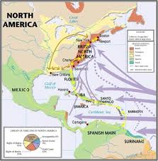 Henry Hudson Route Map by Caribbean And African Medicine In The Hudson Valley Brian