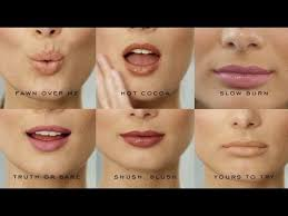 Famosos Lip Swatches: Le Marc Liquid Lip Crème | Sephora | #LeMarc Liquid  #OH01