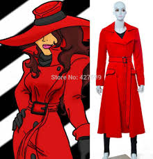 online get cheap carmen sandiego costume aliexpress com alibaba