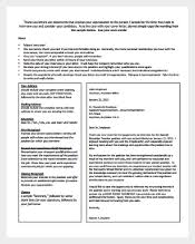 sample thank you letter 130 free documents download in word pdf