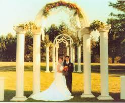 wedding arches columns 15 best april wedding images on columns search
