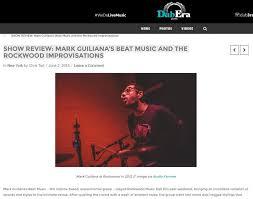 guiliana s news mark guiliana
