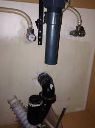 How To Replace P Trap Under Bathroom Sink Plumbing Sink Tailpiece Doesn U0027t Line Up With Trap Home