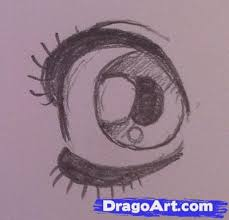 how to draw simple eyes step by step anime eyes anime draw