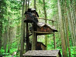 how to build treehouse designs