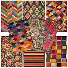 Spectrum Rugs Multi Coloured Rug Ebay