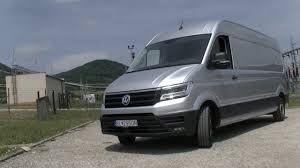 volkswagen crafter 2017 test new vw crafter 2017 youtube