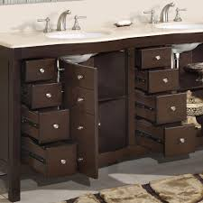 bathroom design amazing sink cabinets two sink bathroom 60
