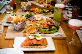 cuisiner du bar au four canada 150 brunch feast at yew seafood bar in four seasons hotel