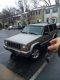long jeep long time lurker so here u0027s my 2001 jeep cherokee got it a month