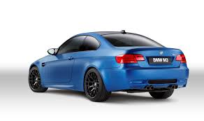 first bmw m3 2013 bmw m3 coupe frozen limited edition models launched