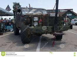 survival truck post apocalyptic survival vehicle editorial stock photo image