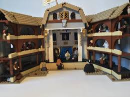 Globe Theatre Floor Plan Lego Ideas Shakespeare U0027s Globe Theater