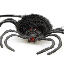 hairy scary jumping spider joke toy classic toys and games