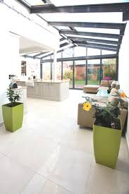 contemporary conservatory ideas open plan extension for the home