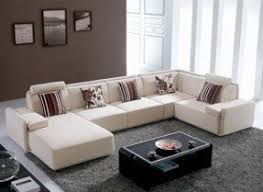 Microfiber Sectional Sofas Contemporary Microfiber Sectional Sofa Foter