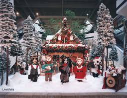 Fortunoff Christmas Tree Shop by Livemalls Christmas At Valley View Mall