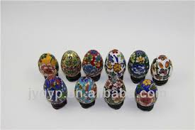 Decorate Easter Eggs Minecraft by Wholesale Cheap Small Cloisonn Decoration Eggs Minecraft Easter