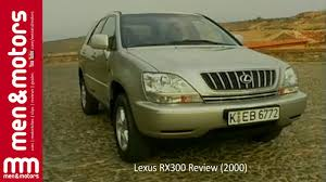 2000 lexus rx300 reviews lexus rx300 review 2000