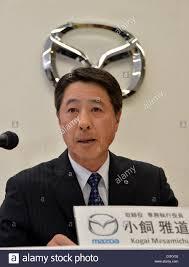 motorcorp may 9 2013 tokyo japan new president masamichi kogai of