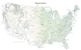 Virginia Beach Usa Map by A Tale Of Two Americas Trump Vs Clinton Zero Hedge