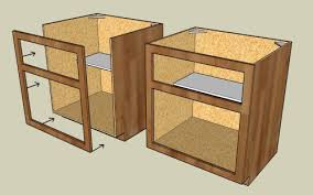 kitchen cabinet box kitchen cabinet construction 101 learn before you buy