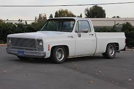 lowered cars low buck lowering a square body chevy c10 rod network