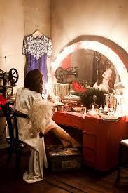 Vintage Vanity Light Vanity Fare Vintage Vanity Movie Star Vanity Red Arched