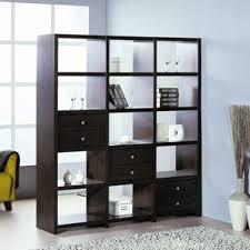 cube bookcase room divider wayfair