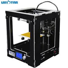 imprimante 3d de bureau lmystar anet a3 entièrement assemblé bureau 3d imprimante 3d