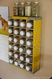 Wall Cabinet Spice Rack Kitchen Spice Rack Ideas 28 Images Spice Racks Ideas For Spice