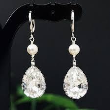 earrings clip on swarovski clip on earrings