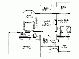 large family floor plans eplans new american house plan comfortably large family house