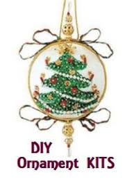 dear santa these homemade christmas ornaments can fill your workshop