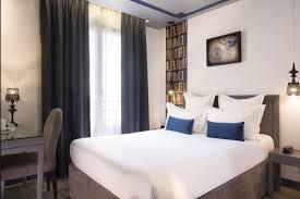 image d une chambre hôtel mademoiselle hôtel 4 étoiles chambre élégante