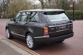 land rover voque range rover vogue 3 0 autobiography car dealerships uk new