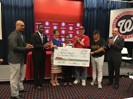 toyota financial services batter up toyota spotlights youth programs at annual