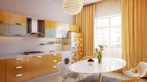 Curtain Ideas For Kitchen by Kitchen Curtains Design Rdcny