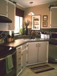 redone kitchen cabinets mobile homes kitchen designs mobile home kitchen designs for fine