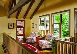 6 things every log home reading nook needs