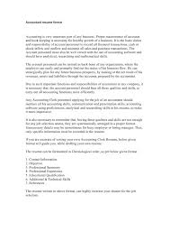 accounting resume format attractive inspiration ideas accounting