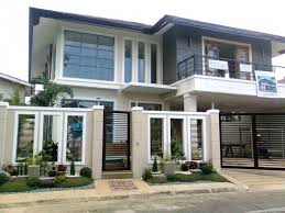 modern contemporary house modern houses in the philippines home design ideas