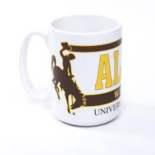 Wyoming Travel Coffee Mugs images Drinkware university store jpg