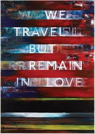 Meme Posters - we travel but remain in love by the beautiful meme london
