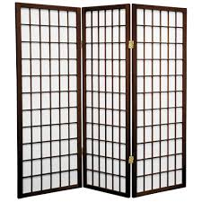 canvas room divider panel room divider 6 ft black 6 panel room divider chls 6p blk