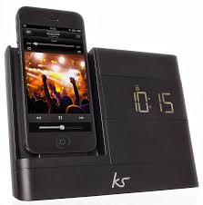 kitsound speaker docking station for iphone 5s 5c 5 ipod touch 5