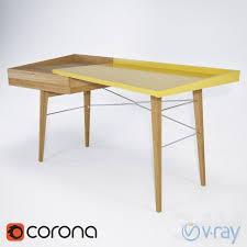 ligne roset bureau 3d модели столы письменный стол litho ligne roset кабинет