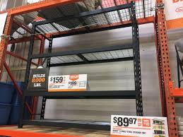 home depot black friday 2017 coupnes hdx shelving units as low as 19 97 at home depot the krazy